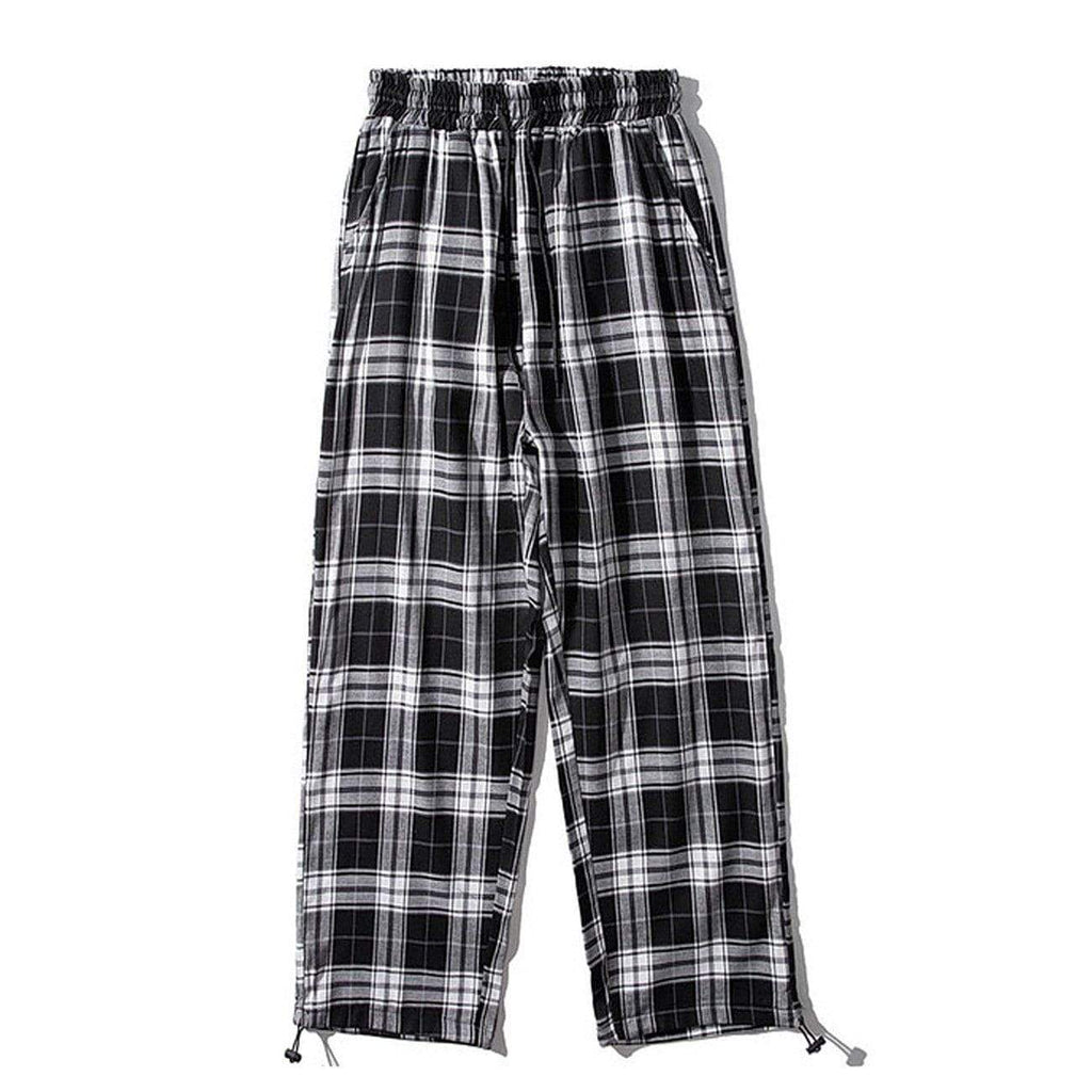 OLD CHECKERED PANTS