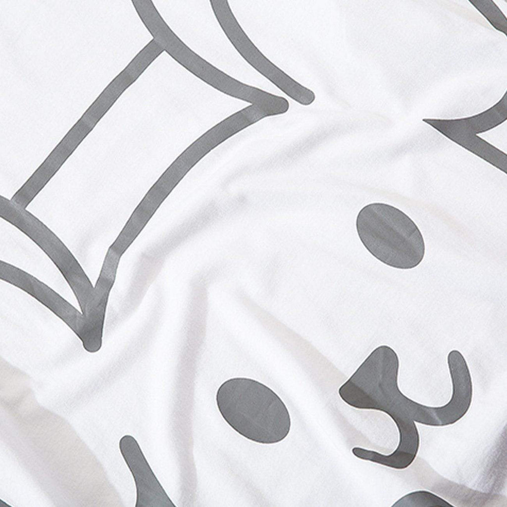 HAND-PAINTED MOUSE TEE