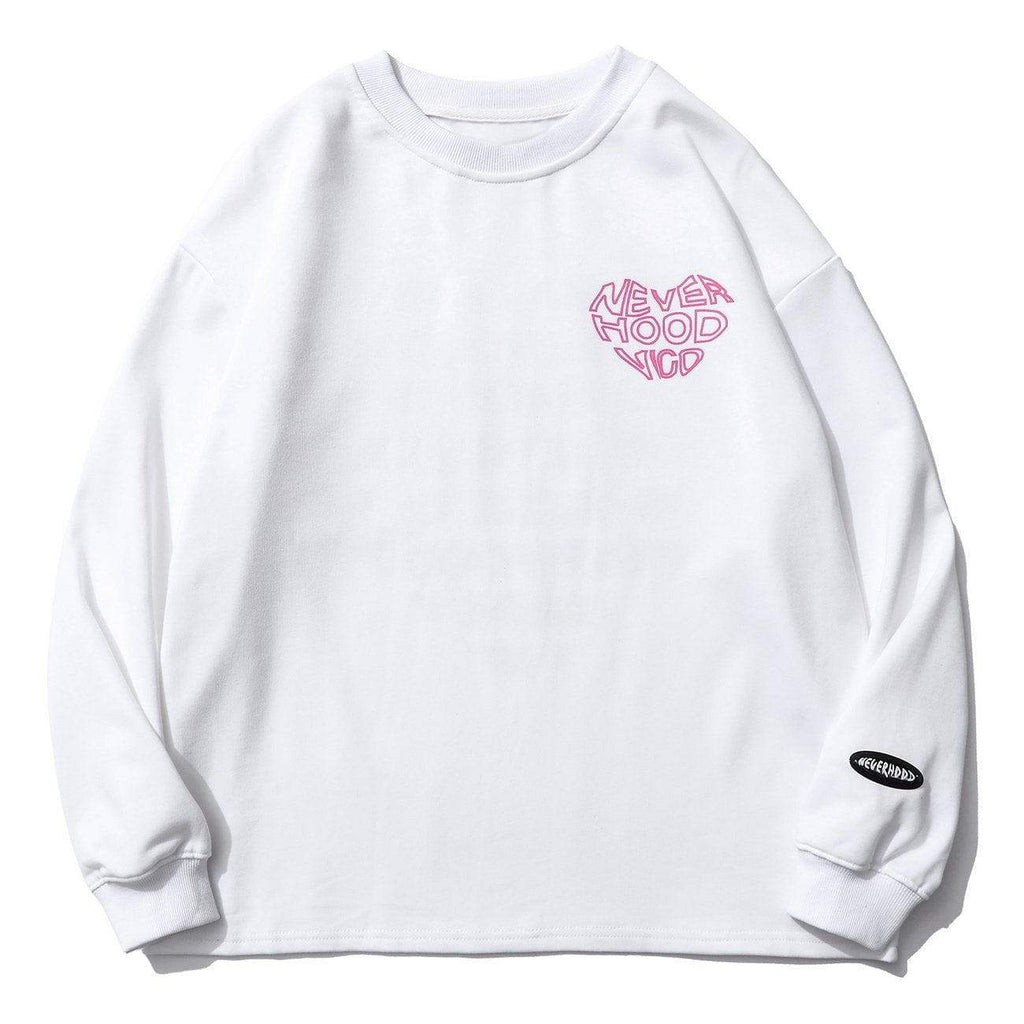 LOVE RADIO SWEATSHIRT