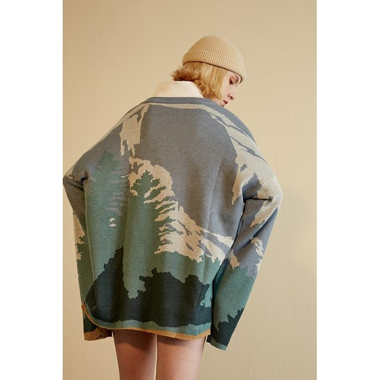 LANDSCAPE SWEATER