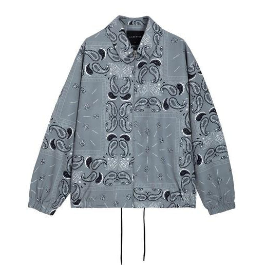 PAISLEY DENIM JACKET