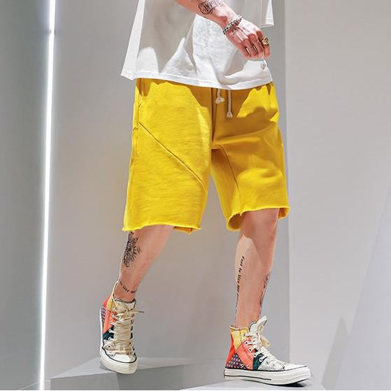 REWORKED SWEAT SHORTS