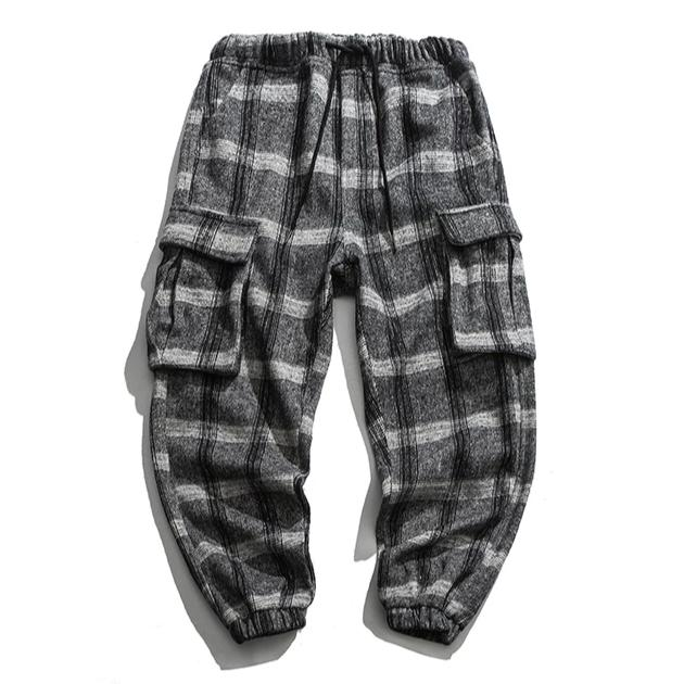 SHADES OF GRAY JOGGERS