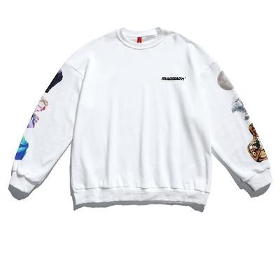ART SWEATSHIRT