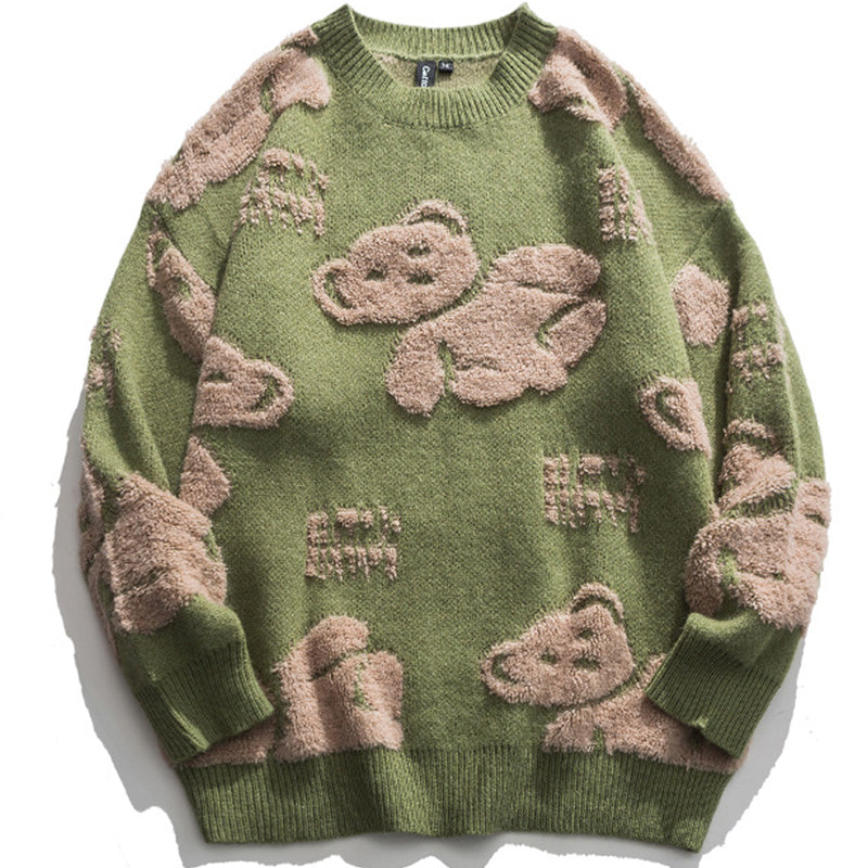 FOREST BEAR SWEATER