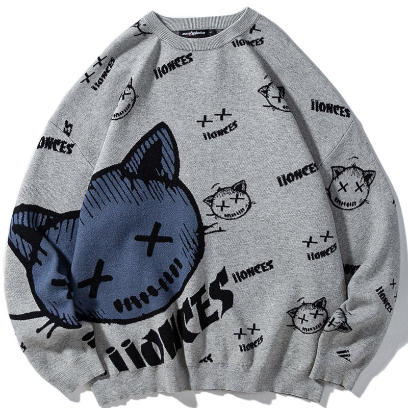 VOODOO KITTY SWEATER