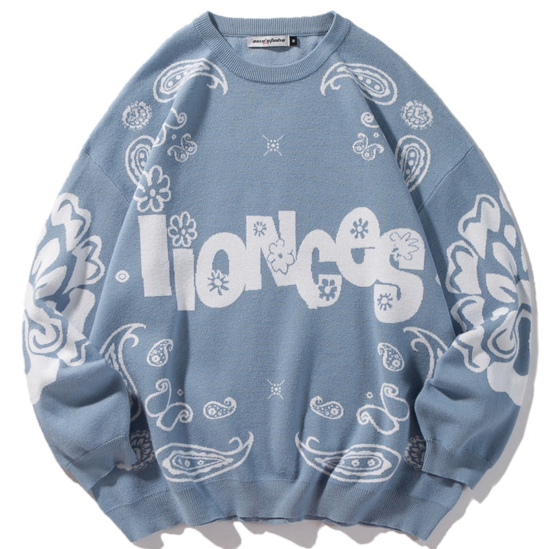 FROZEN SWEATER