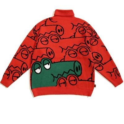 GATOR SWEATER