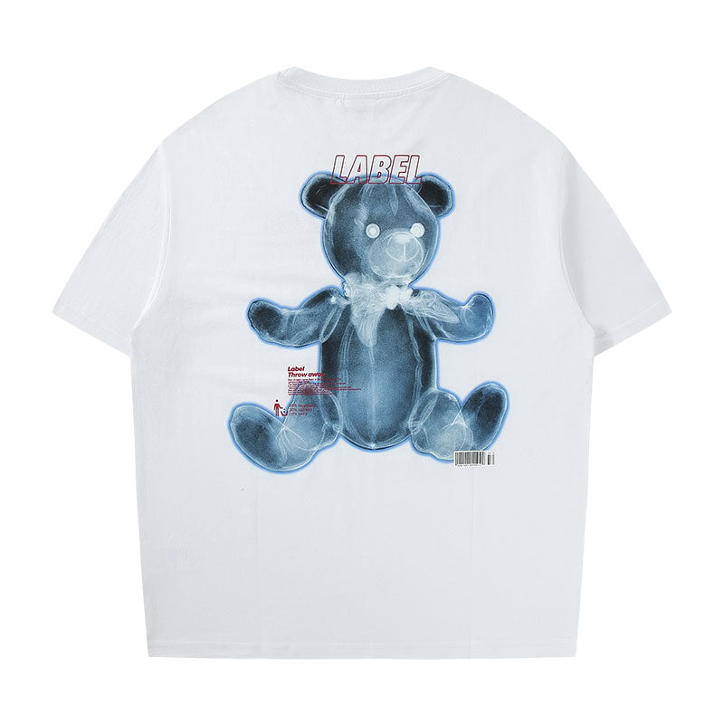 LABEL BEAR TEE