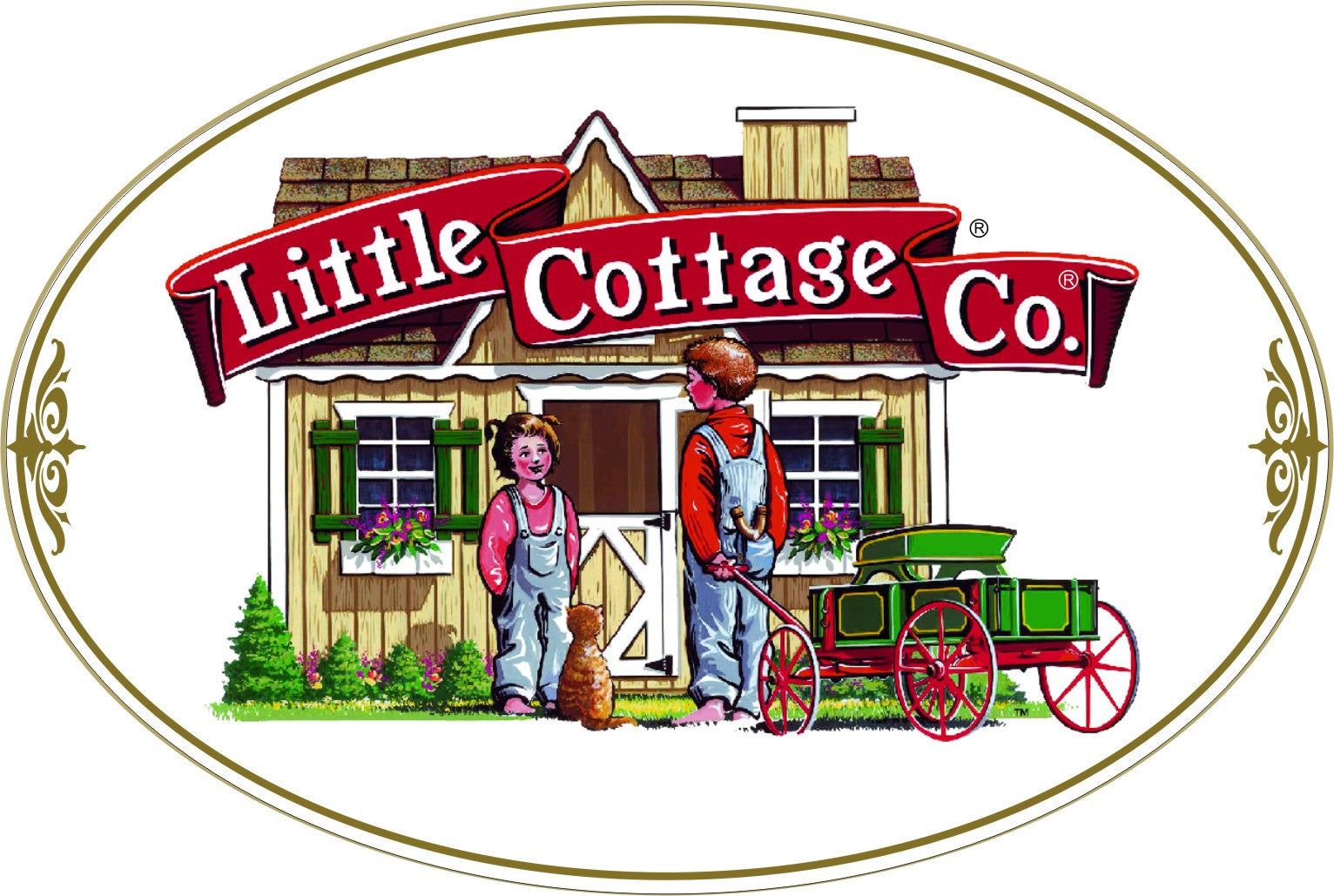 Little Cottage Company Authorized Retailer