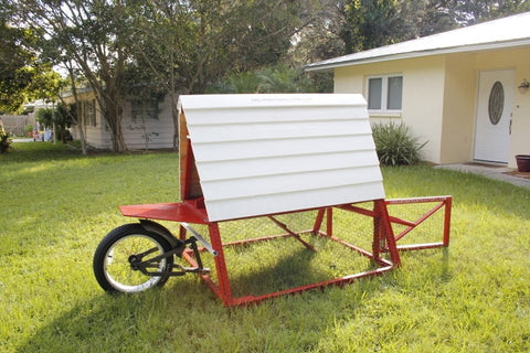 Small/Standard Chicken Tractor (2-5 hens)