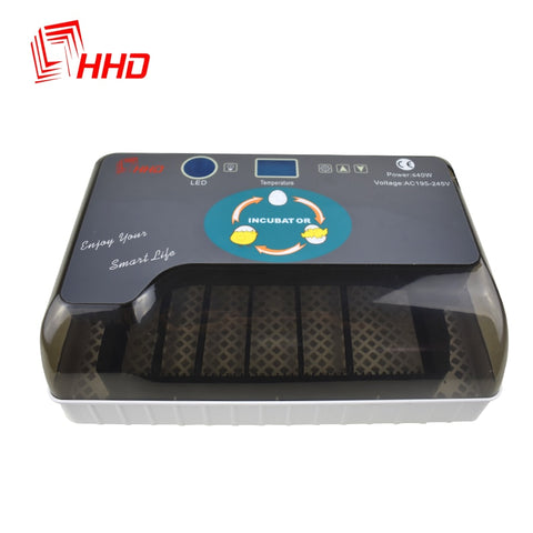 Fully Automatic Incubator for 12 Eggs | Incubates Goose, Chicken, Bird, and Quail Eggs
