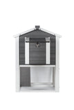 New Age Farm™ Garden Coop in Dark Grey (4-6 hens)