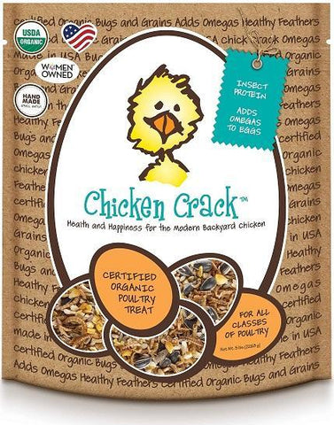 Treats for Chickens - Chicken Crack - That Chicken Coop
