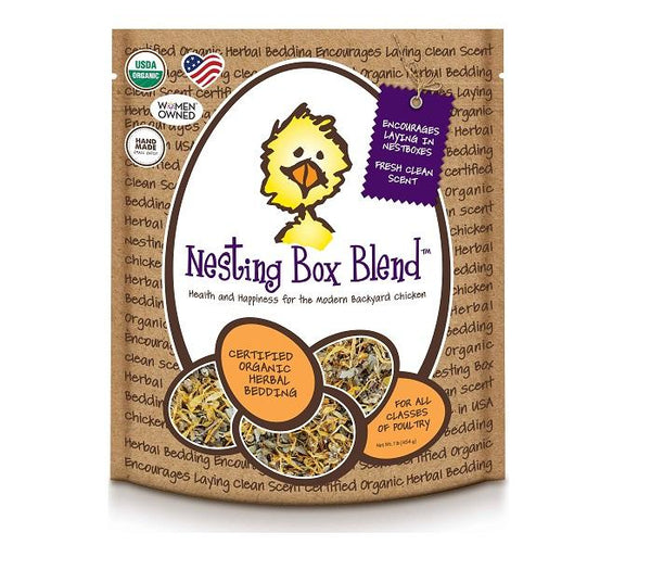 Treats for Chickens - Nesting Box Blend - That Chicken Coop