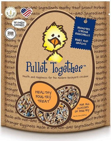 Treats for Chickens - Pullet Together - That Chicken Coop