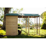 Advantek Large Town House Chicken Coop (6-8 hens) - That Chicken Coop