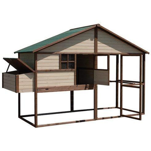 Advantek Tuscan Villa Chicken Coop (4-6 hens) - That Chicken Coop