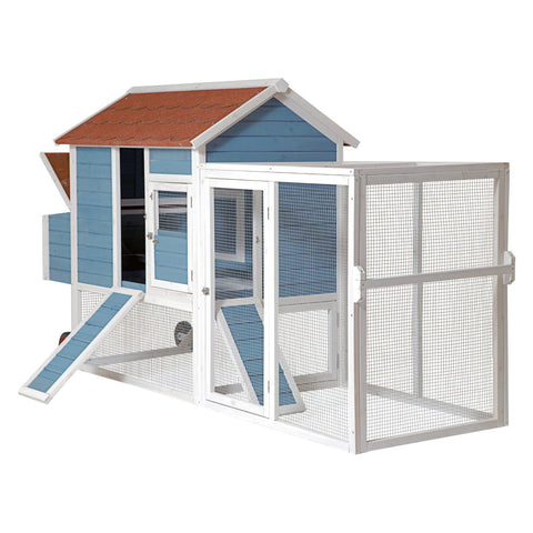 Advantek Tractor House Chicken Coop and Run (4-6 hens) - That Chicken Coop