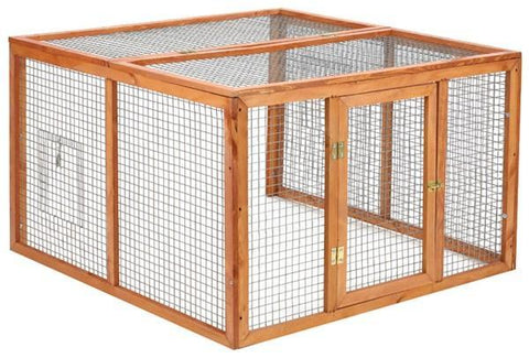 Chick-N-Rabbit Pen - That Chicken Coop