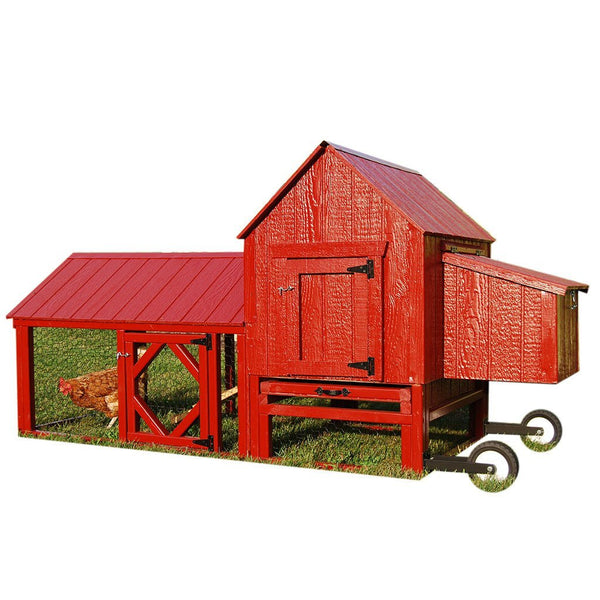 Little Cottage Co Berlin Chicken Coop (2-4 hens) - That Chicken Coop