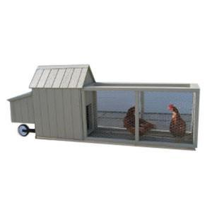 Little Cottage Co Corn Row Coop and Run (2-4 hens) - That Chicken Coop