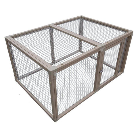 New Age Pet ecoFLEX Fontana Chicken Pen - That Chicken Coop