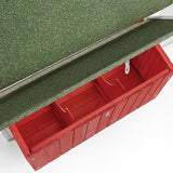 Prevue Pet Products Red Barn Chicken Coop (4-6 hens) - That Chicken Coop