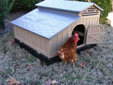 Snap Lock Standard Durable Plastic Chicken Coop by Formex (4-6 hens) - That Chicken Coop