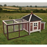 Advantek Prairie Home Chicken Coop (1-2 hens) - That Chicken Coop