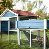 Advantek Rooftop Garden Chicken Coop (2-3 hens) - That Chicken Coop