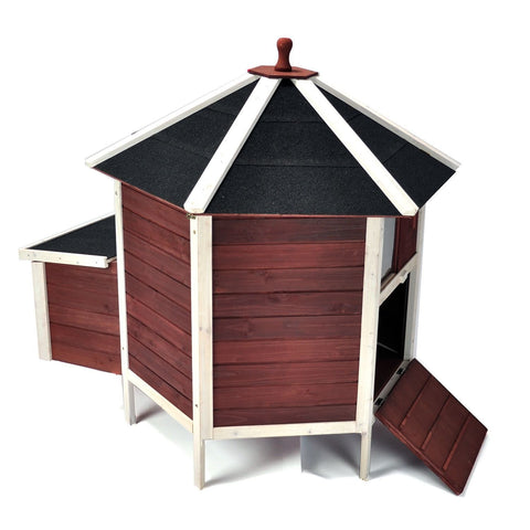 Advantek Tower Coop (1-2 hens) - That Chicken Coop