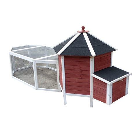 Advantek Tower Coop with Run (2-3 hens) - That Chicken Coop