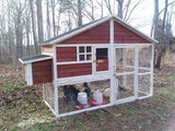 Advantek Tuscan Villa Chicken Coop (4-6 hens)