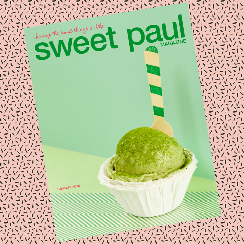 Sweet Paul Magazine - #21 Summer 2015 - Instant Download PDF File