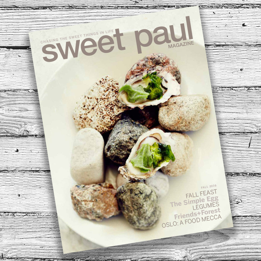 Sweet Paul Magazine - #26 Fall 2016 - Instant Download PDF File