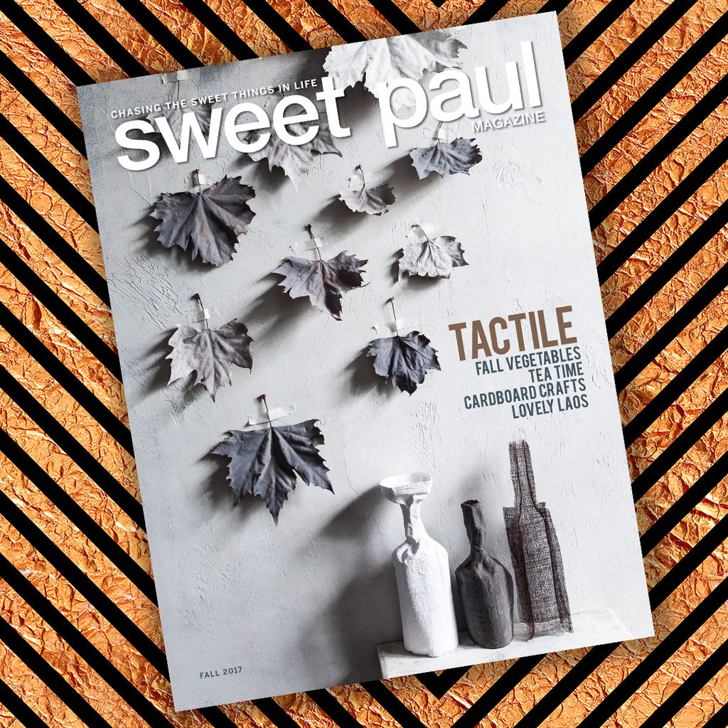 Sweet Paul Magazine - #30 Fall 2017 - Instant Download PDF File