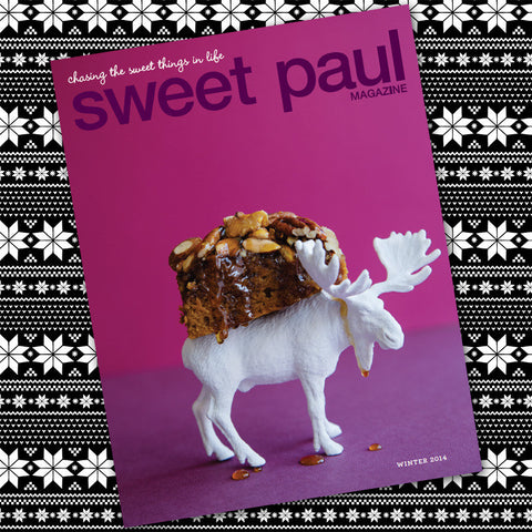 Sweet Paul Magazine - #19 Holiday/Winter 2014 - Instant Download PDF File