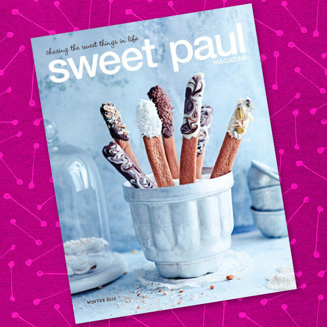 Sweet Paul Magazine - #23 Holiday/Winter 2015 - Instant Download PDF File