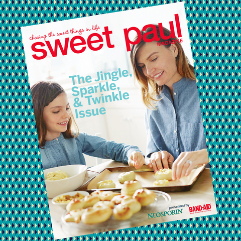 Sweet Paul Magazine - Kids Holiday Issue 2014 - Instant Download PDF File
