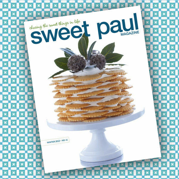 Sweet Paul Magazine - #11 Holiday/Winter 2012