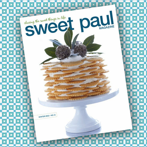 Sweet Paul Magazine - #11 Holiday/Winter 2012 - Instant Download PDF File