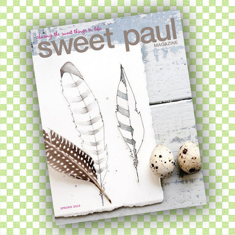 Sweet Paul Magazine - #12 Spring 2013 - Instant Download PDF File