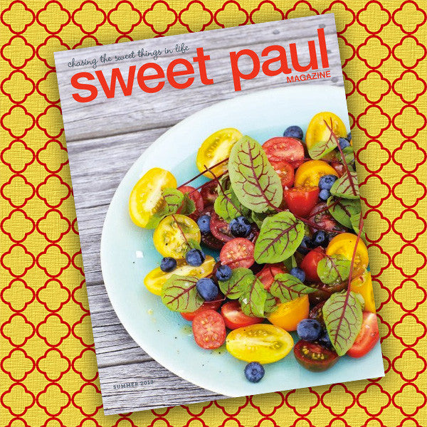 Sweet Paul Magazine - #13 Summer 2013 - Instant Download PDF File