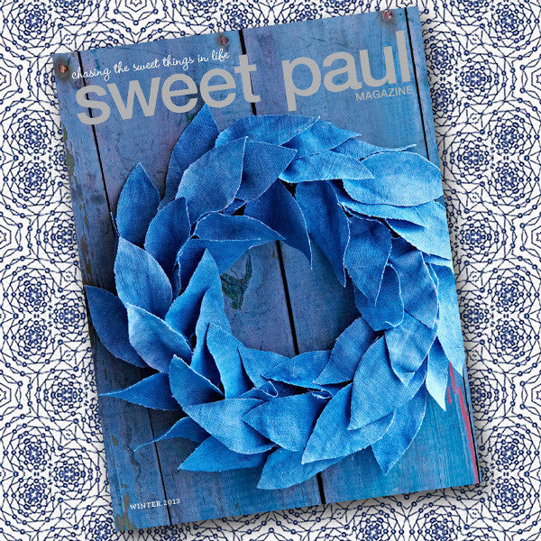 Sweet Paul Magazine - #15 Holiday/Winter 2013 - Instant Download PDF File