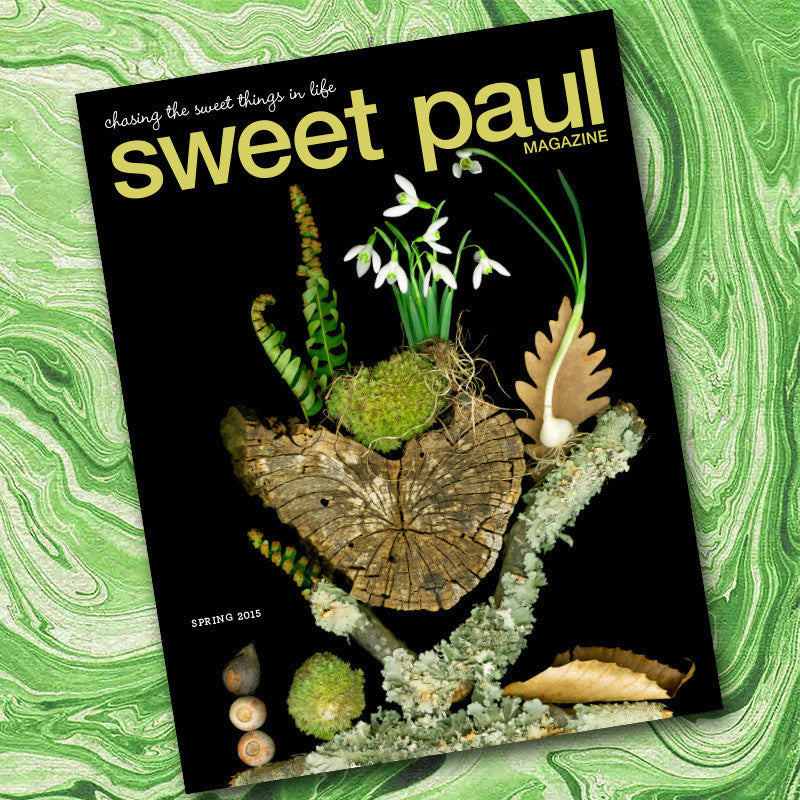 Sweet Paul Magazine - #20 Spring 2015 - Instant Download PDF File