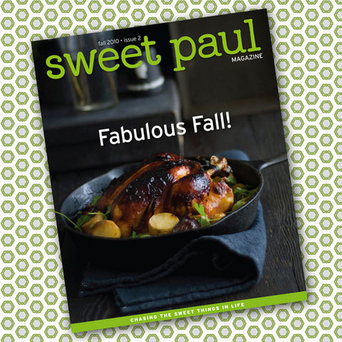 Sweet Paul Magazine - #2 Fall 2010 - Instant Download PDF File