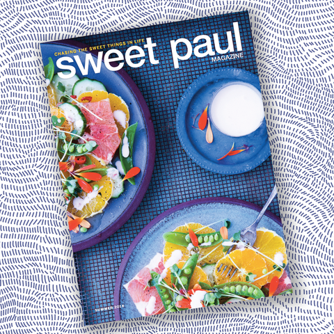 Sweet Paul Magazine - #33 - Summer - Instant Download PDF File