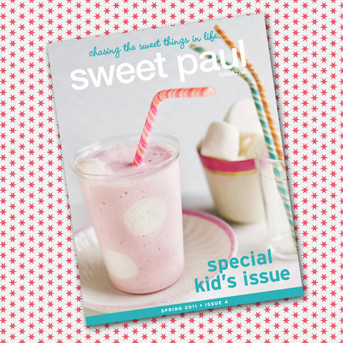 Sweet Paul Magazine - #4 Spring 2011 - Instant Download PDF File