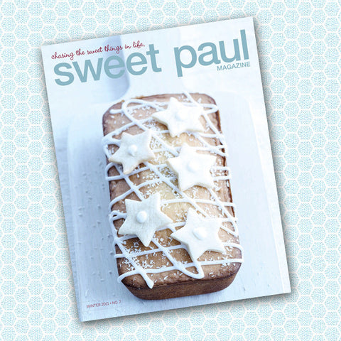Sweet Paul Magazine - #7 Holiday/Winter 2011 - Instant Download PDF File